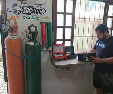 TEC GAS BLENDER