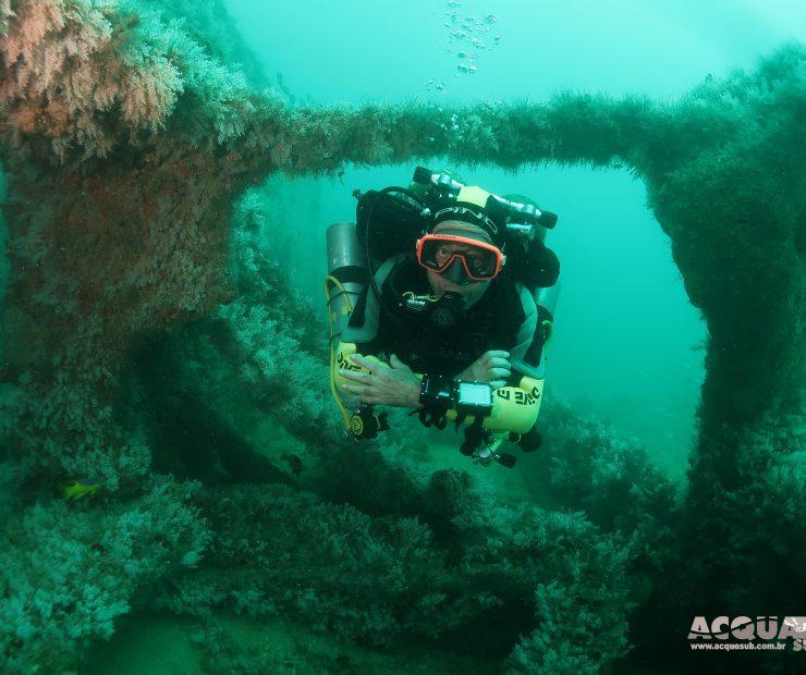 O que é Mergulho Técnico?